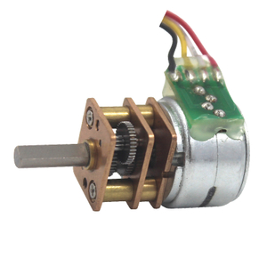GM12-15BY Geared PM Stepper Motor