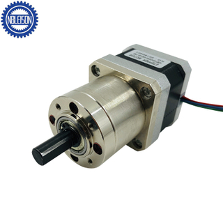 Nema 17 Geared Stepper Motor