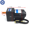 25W Ac Speed Control Motor